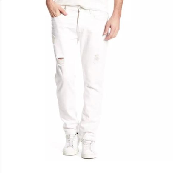 7aff8e2de93 Hudson Jeans Jeans | Sartor Slouchy Skinny Jean Thrasher | Poshmark